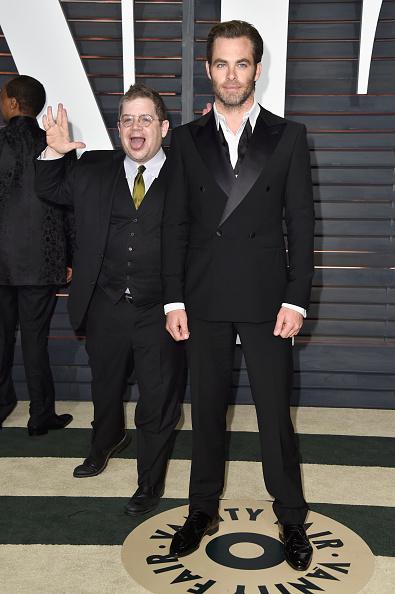 ウォリス・アーニンバーグ・センター「2015 Vanity Fair Oscar Party Hosted By Graydon Carter - Arrivals」:写真・画像(5)[壁紙.com]