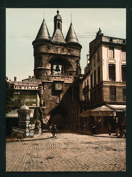 Nouvelle-Aquitaine「Bordeaux Clock Gate」:写真・画像(19)[壁紙.com]