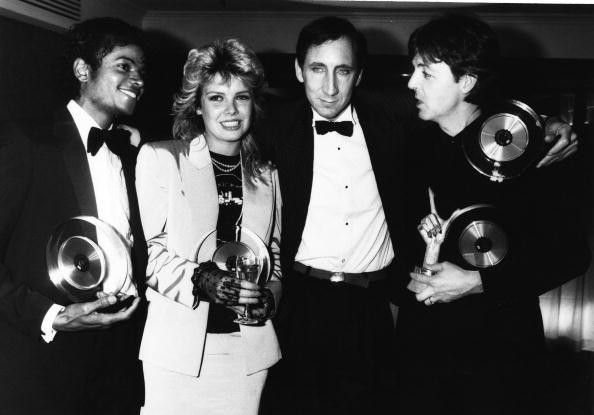 MJ Kim「1983 Brit Awards」:写真・画像(1)[壁紙.com]