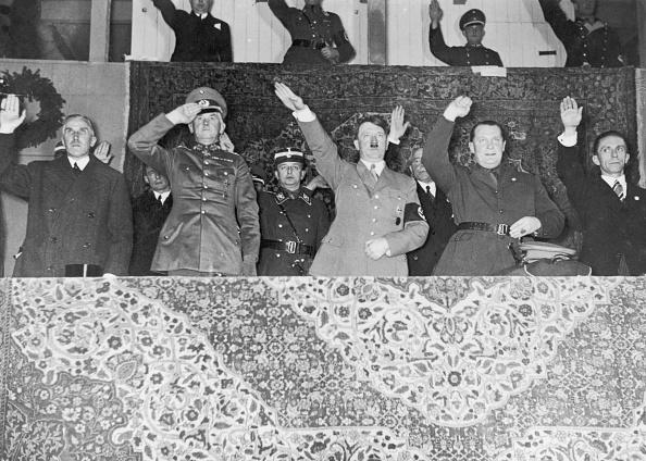 Rug「Nazi Salute」:写真・画像(17)[壁紙.com]