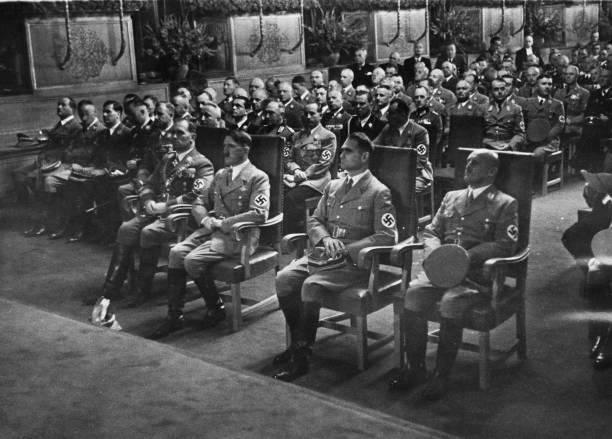 Hitler In Nuremberg:ニュース(壁紙.com)