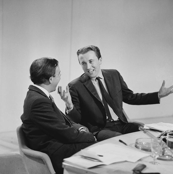 David Frost - Broadcaster「Norman St John-Stevas And David Frost」:写真・画像(3)[壁紙.com]