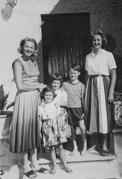Ingrid Bergman「Bergman And Family」:写真・画像(12)[壁紙.com]