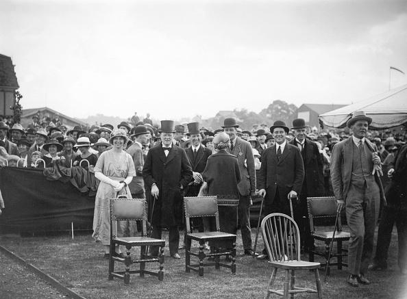 Topical Press Agency「Churchill At Hendon」:写真・画像(10)[壁紙.com]
