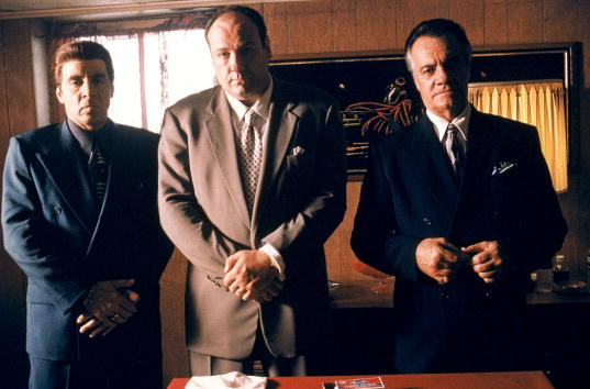 Television Show「The Sopranos TV Still」:写真・画像(9)[壁紙.com]