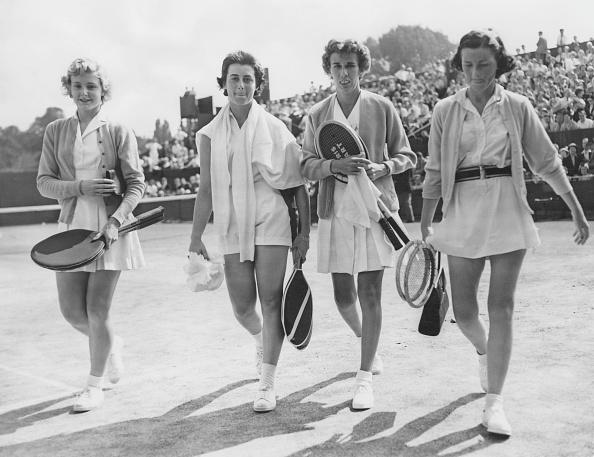 テニス「Women's Doubles」:写真・画像(13)[壁紙.com]