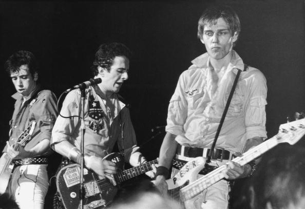 Rock Music「The Clash」:写真・画像(18)[壁紙.com]