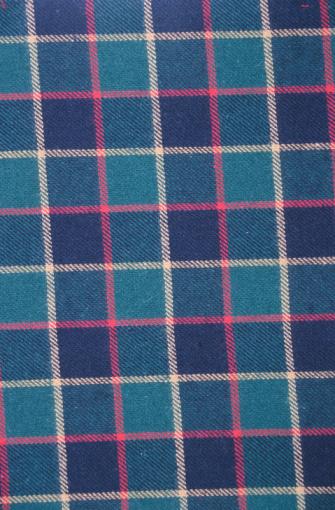 Tartan check「Plaid fabric」:スマホ壁紙(4)