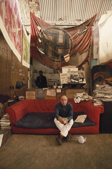 Sofa「Topolski In Studio」:写真・画像(4)[壁紙.com]