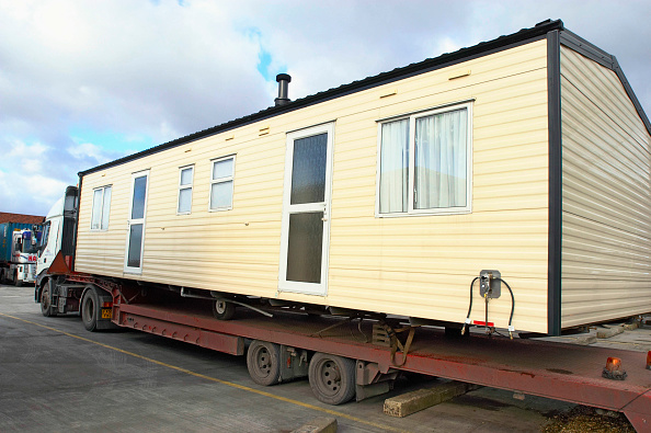 Portability「Mobile home displace with lorry.」:写真・画像(11)[壁紙.com]