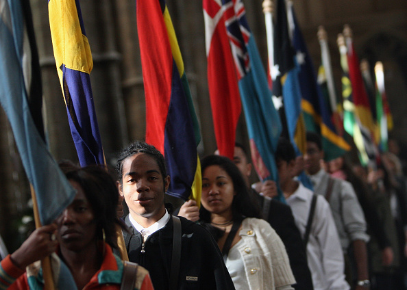 Dan Kitwood「Preparations Are Made For The Commonwealth Day Service At Westminster Abbey」:写真・画像(7)[壁紙.com]