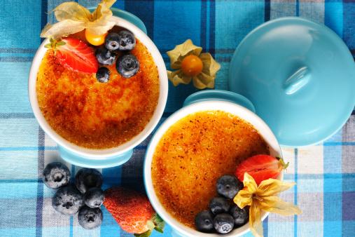 Chinese Lantern「Creme brulee (cream brulee, burnt cream)」:スマホ壁紙(5)