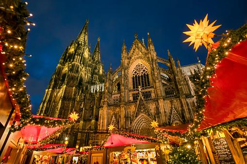 Cologne「Cologne Christmas market」:スマホ壁紙(7)