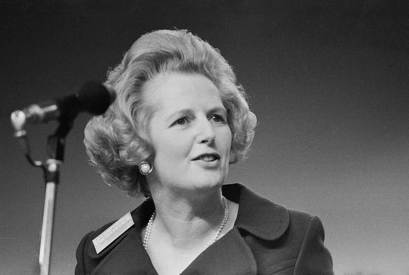 Margaret Thatcher「Margaret Thatcher」:写真・画像(1)[壁紙.com]