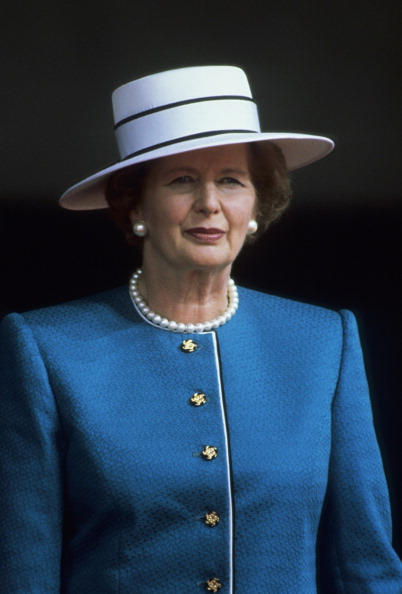 Margaret Thatcher「Margaret Thatcher」:写真・画像(14)[壁紙.com]