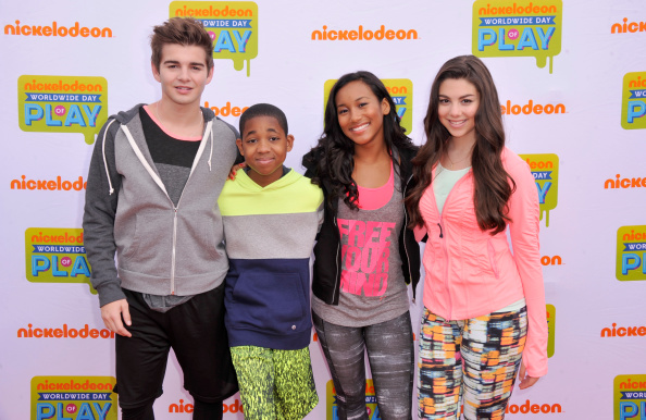 Stephen Lovekin「Nickelodeon's 11th Annual Worldwide Day of Play - Orange Carpet」:写真・画像(17)[壁紙.com]