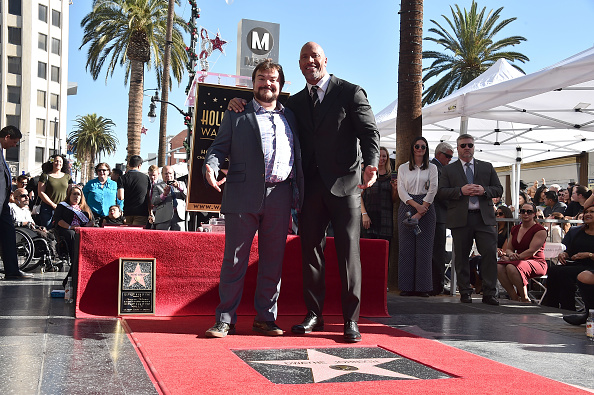 Alberto E「Dwayne Johnson Honored With Star On The Hollywood Walk Of Fame」:写真・画像(5)[壁紙.com]