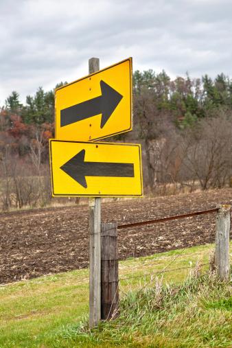 Uncertainty「opposite arrows sign」:スマホ壁紙(4)