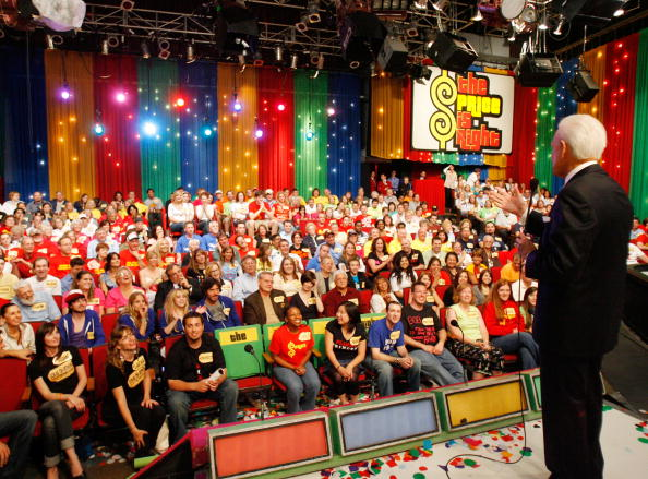 """Audience「Bob Barker Tapes His Final Episode Of """"The Price Is Right""""」:写真・画像(17)[壁紙.com]"""
