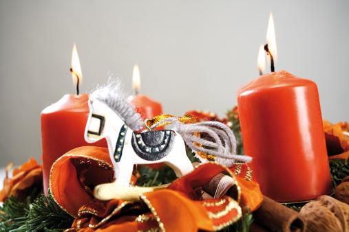 Inferno「Advent wreath」:スマホ壁紙(1)