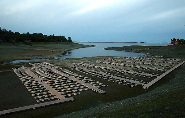 Sequential Series「State's Extreme Drought Leaves Folsom Lake Reservoir Below 20 Percent Capacity」:写真・画像(17)[壁紙.com]