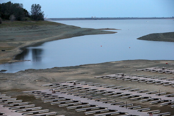 Sequential Series「State's Extreme Drought Leaves Folsom Lake Reservoir Below 20 Percent Capacity」:写真・画像(18)[壁紙.com]