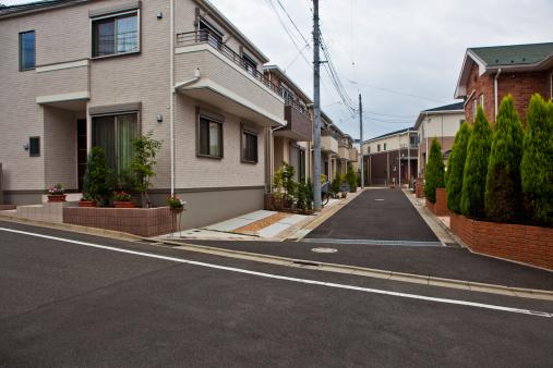 Japan「New homes in Tokyo」:スマホ壁紙(15)