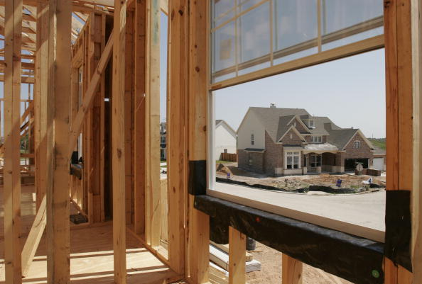 Dave Einsel「New Home Construction Continues To Rise」:写真・画像(18)[壁紙.com]