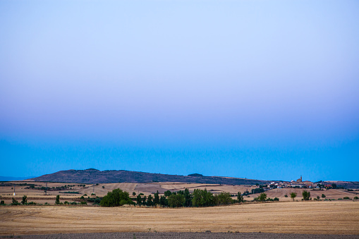 Camino De Santiago「Landscape Way of St. James, Camino de Santiago, La Rioja, Spain」:スマホ壁紙(3)
