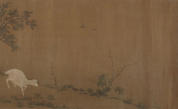 Water's Edge「Landscape With Goats. Creator: Unknown.」:写真・画像(12)[壁紙.com]