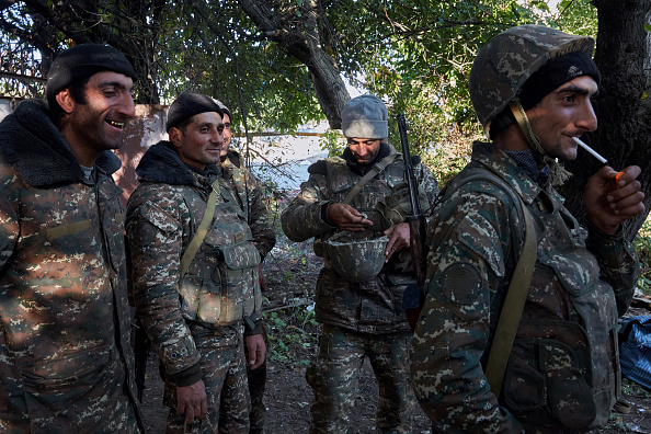 Resourceful「Ceasefire Fails To Hold In Nagorno-Karabakh」:写真・画像(16)[壁紙.com]