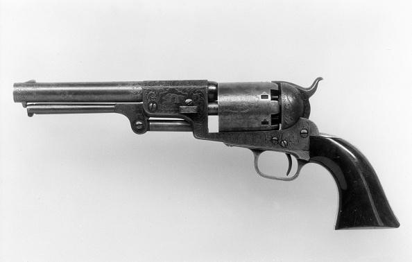Model - Object「Colt Dragoon Percussion Revolver」:写真・画像(2)[壁紙.com]