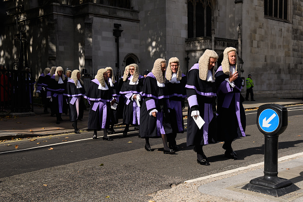 Legal System「Judges Mark The Start Of The UK Legal Year At Abbey Service」:写真・画像(14)[壁紙.com]
