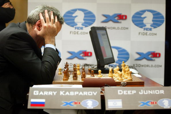 Machinery「Kasparov Versus Deep Junior」:写真・画像(19)[壁紙.com]