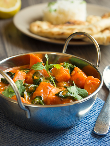 Jasmine Rice「sweet potato and spinach tikka masala」:スマホ壁紙(13)