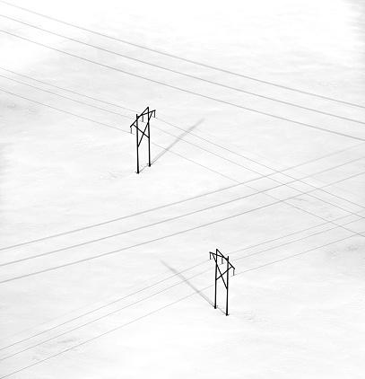Remote Location「Power Line Minimalism」:スマホ壁紙(16)