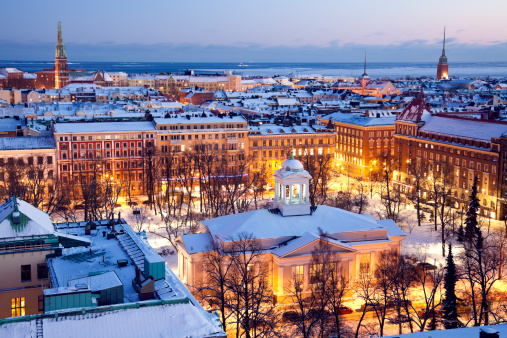 Finland「Finland, Helsinki, St. John's Church」:スマホ壁紙(15)