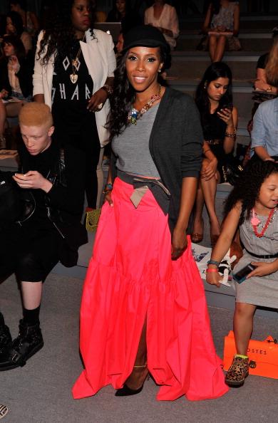 Floor Length「Tadashi Shoji - Front Row - Spring 2013 Mercedes-Benz Fashion Week」:写真・画像(15)[壁紙.com]