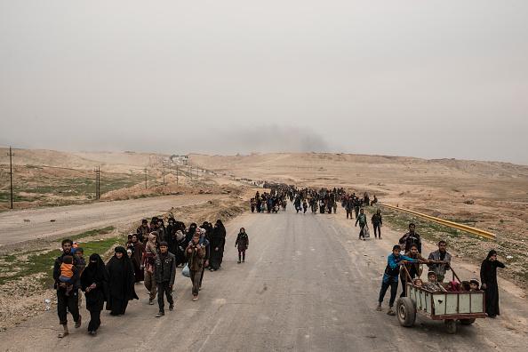 Bestpix「Iraqi Troops Advance Into West Mosul」:写真・画像(2)[壁紙.com]