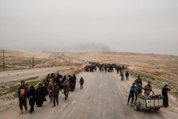 Iraqi Troops Advance Into West Mosul:ニュース(壁紙.com)