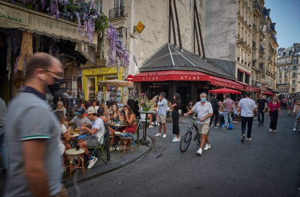 France Sees Surge In Coronavirus Cases:ニュース(壁紙.com)