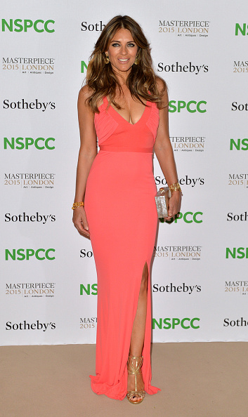 Slit - Clothing「NSPCC Neo-Romantic Art Gala - Red Carpet Arrivals」:写真・画像(11)[壁紙.com]
