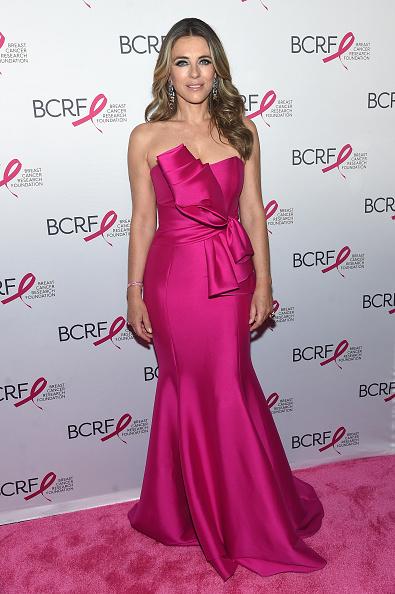 Elizabeth Hurley「Breast Cancer Research Foundation Hot Pink Gala Hosted By Elizabeth Hurley - Arrivals」:写真・画像(7)[壁紙.com]