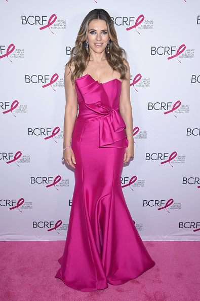 Breast「Breast Cancer Research Foundation Hot Pink Gala Hosted By Elizabeth Hurley - Arrivals」:写真・画像(9)[壁紙.com]