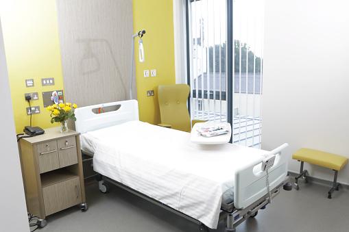 Healing「Hospital room」:スマホ壁紙(19)
