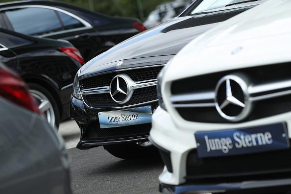 乗り物・交通「Daimler AG Accused Of Large Scale Emissions Cheating」:写真・画像(15)[壁紙.com]