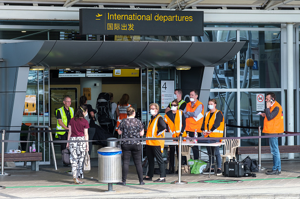 Auckland「Repatriation Flights For German Travellers Depart New Zealand Due To Coronavirus」:写真・画像(5)[壁紙.com]