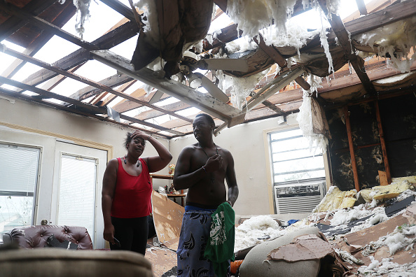 Louisiana「Hurricane Laura Makes Landfall On US Gulf Coast」:写真・画像(9)[壁紙.com]