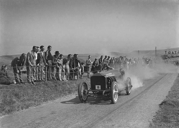 Race Car Driver「Vieux Charles Trois, Lorraine-Dietrich of RGJ Nash, Bugatti Owners Club Lewes Speed Trials, 1937」:写真・画像(6)[壁紙.com]