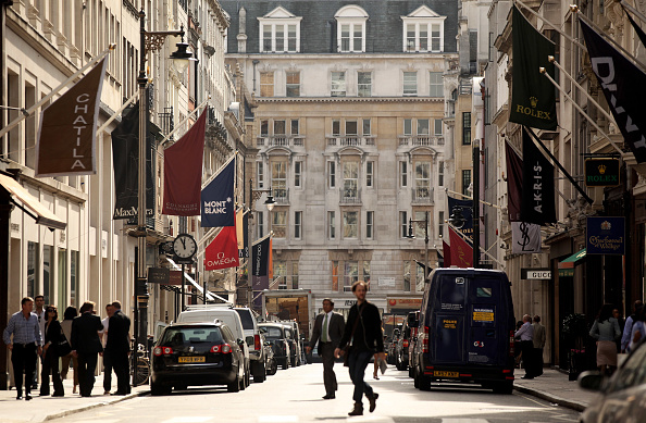 英国 ロンドン「New Bond Street Has Become Europe's Most Expensive Avenue」:写真・画像(19)[壁紙.com]